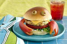 rákburger