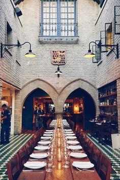 The Best US Restaurant Interiors