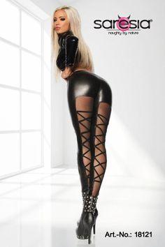 X-Cross Sexy Mesh leggings