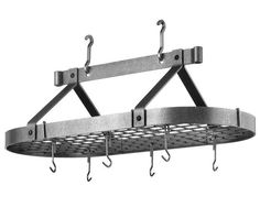 Pot Racks: Hang Cookware in Style