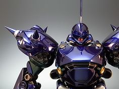 Painted Build: MG 1/100 Kampfer Chrome - Gundam Kits Collection News and Reviews