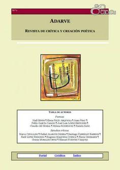 ADARVE I: revista de crítica y creación poética.