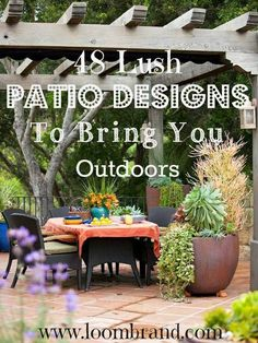 A patio or veranda (terrace, balcony, deck, porch – whatever you have to work with) is often used as an outdoor living space. Warmer temperatures, bright blue skies, and sunny days are luring you outside. And if you're planning to do any of your eating, entertaining, or lounging out there, then it's time to rethink …