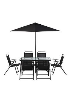 Hawaii 8 Piece Dining Set, Http://www.very.co