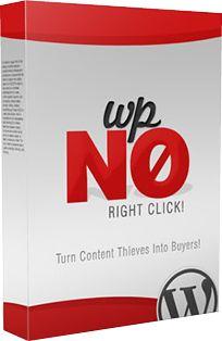 no right clic A malin, malin trois quarts ! Le plugin No Right Click transforme les voleurs de contenu en acheteurs
