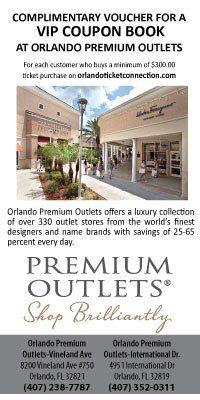 Discount Orlando Theme Park Tickets