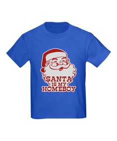 royal blue, blue santa, toddler, kid