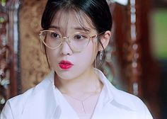 Kpop Girl Groups, Kpop Girls, Beautiful Voice, Most Beautiful, Iu Gif, Drama Gif, Queen Pictures, Iu Fashion, Lee Joon