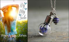 Suze likes, loves, finds and dreams: Cover Reveal and Giveaway: By My Side by Wendy Lou Jones
