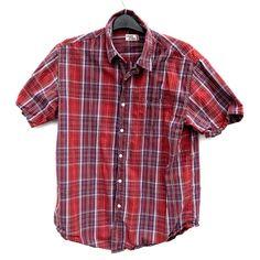 Levi& Jeans Shirt Mens Medium checked Top button down collared cotton Levis vgc Click Photo, Jean Shirts, Levis, Boy Outfits, Men Casual, Button, Medium, Boys, Clothing