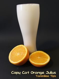 Dairy Queen Orange Julius (copycat). I think I would use liquid egg whites or the powdered egg whites (reconstituted). Very Good!