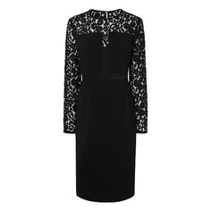 For the D&G black lace dress