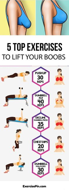 effective workout for lifting the breasts! An easy complex of exercises will An effective workout for lifting the breasts! An easy complex of exercises will . -An effective workout for lifting the breasts! An easy complex of exercises will . Yoga Fitness, Fitness Tips, Health Fitness, Physical Fitness, Fitness Quotes, Fitness Pal, Fitness Motivation, Fitness Logo, Fitness Tracker