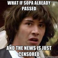 Conspiracy Keanu knows!