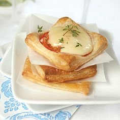 Appetizer recipes and ideas | French brie and goat cheese appetizers