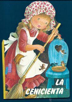 L117 - CONSTANZA -LA CENICIENTA -CUENTO TROQUELADO - SERIE ETERNA -ARTES GRAFICAS COBAS )1ª EDICION (Libros de Segunda Mano - Literatura Infantil y Juvenil - Cuentos)