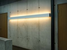 Pure 2 wall direct/indirect LED by Orbit-Illuminations