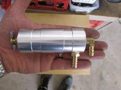 DIY Oil Catch Can - Dual Setup