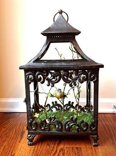 decorating with lanterns