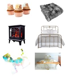 """Sans titre #18"" by poups-1 on Polyvore featuring interior, interiors, interior design, maison, home decor, interior decorating et Swan"