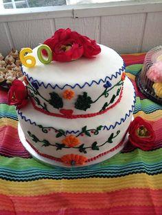 Fiesta cakes