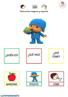 Autism Classroom, Pictogram, Conte, Learning Activities, Smurfs, Back To School, Homeschool, Teaching, Education