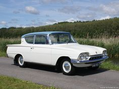 Ford - Consul 315 coupe