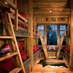 Nice bunk area!
