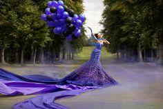 Wonderland - In Celebration of Spring / Kirsty Mitchell