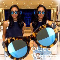 Nossa cliente @alinnemartins amou o Illesteva Boca e já garantiu o seu! #illesteva #boca #oculosillesteva #oculosdesol #fashion #oticaswanny #OOTD #sunday #clientewanny #allinemartins