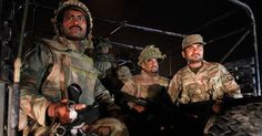 Twenty-three people were killed in Pakistan on Sunday after ten terrorists attacked the country's largest airport.