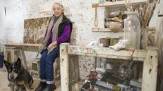 IT'S interesting to ponder the role that a small plot of dense bushland on Sydney's fringe has played in the life and art of Elisabeth Cummings, now that two exhibitions of her work are set to open in this city.