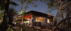Entertainment Area cabin #ecotourism #Queensland #Australia