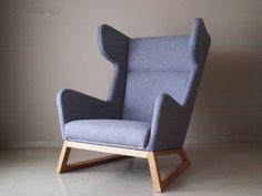 Fotel LORD XL // Melyo