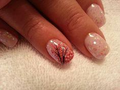 Wedding nail idea -Virtual Salon