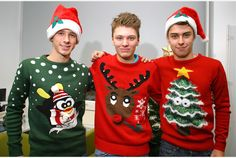 FREE Christmas jumper knitting pattern in the Weekend magazine's festive gift guide special