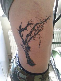 My tree tattoo