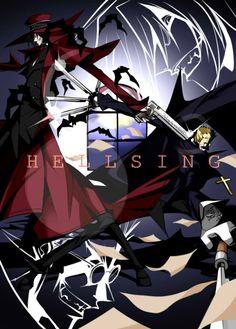 Alexander Anderson, Alucard (Hellsing)