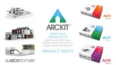 """Arckit, an innovative modelling kit, based on modern panelled building techniques,uses interconnecting components that allow users to create a vast range of structures.  It is already stocked by US toy shops, including Barnes and Noble and has been dubbed """"the new Lego"""" by fans."""