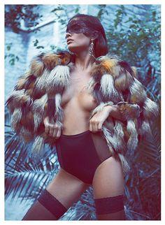 cbeb226284 Alyssa Miller - Harper s Bazaar - Turkey • Selectism