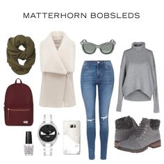 Style Inspiration: Matterhorn Bobsleds | Outfit set inspired by Disneyland's Matterhorn Bobsleds. | [ https://style.disney.com/fashion/2016/04/22/ride-inspiration-matterhorn-bobsleds/ ]