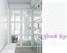 LOVE these closet doors - think they go well with the rest of our doors.