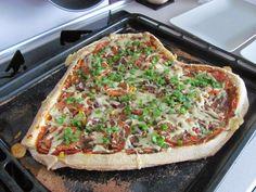 Świat z piernika: Pizza dla (za)kochanych