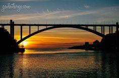 Arrábida Bridge, Porto