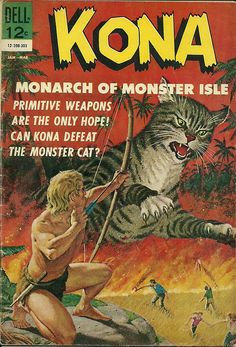 Mackerel Tabbies of Monster Isle