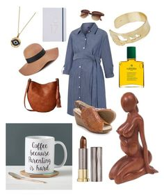 """""""Expecting mama..."""" by raffaellapapami on Polyvore featuring Pikolinos, Reiss, Gabriella Rocha, NOVICA, Rene Furterer, Owl & Otter, Urban Decay and Bloomingdale's"""