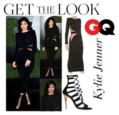 """""""Kylie Jenner GQ Men of the Year Awards December 3 2015"""" by valensmilerstyle ❤ liked on Polyvore featuring Balmain"""