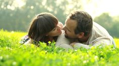 couples laying in the grass photos - Google Search
