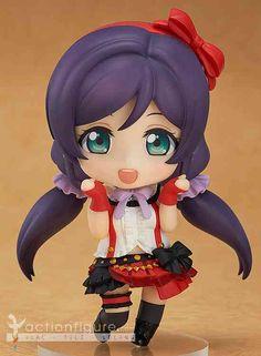 jual Nendoroid Nozomi Tojo No 530 dari Anime Love Live! original Good Smile Company dapatkan yang asli hanya di jactionfigure.com