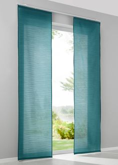 Schiebegardine Liam (1er-Pack) Curtains, Home Decor, Sheer Curtains, Blinds, Decoration Home, Room Decor, Draping, Home Interior Design, Picture Window Treatments